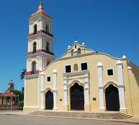 Church san juan bautista de Remedios