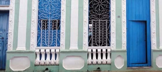 Cuba Remedios City